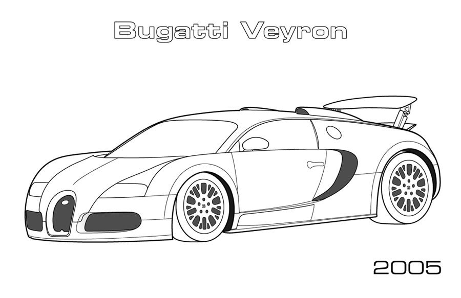 Car Coloring Pages Pdf - Coloring Pages For All Ages