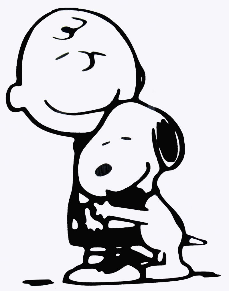 Snoopy Coloring Pages And Book   UniqueColoringPages - Coloring Home