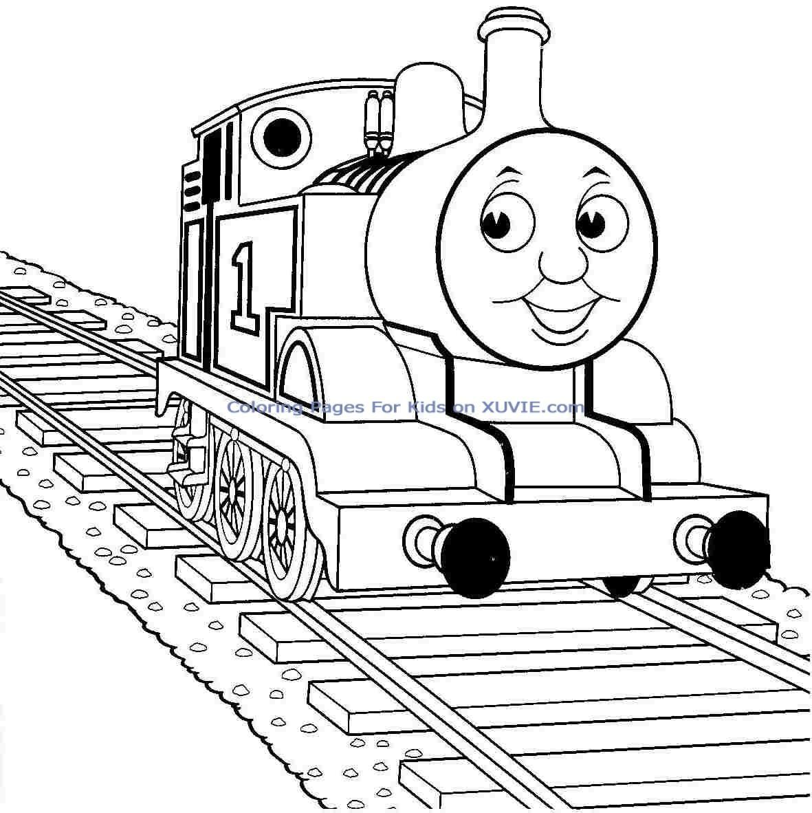 photo about Printable Thomas the Train identify Thomas Practice Coloring Internet pages No cost Printable Thomas The Tank
