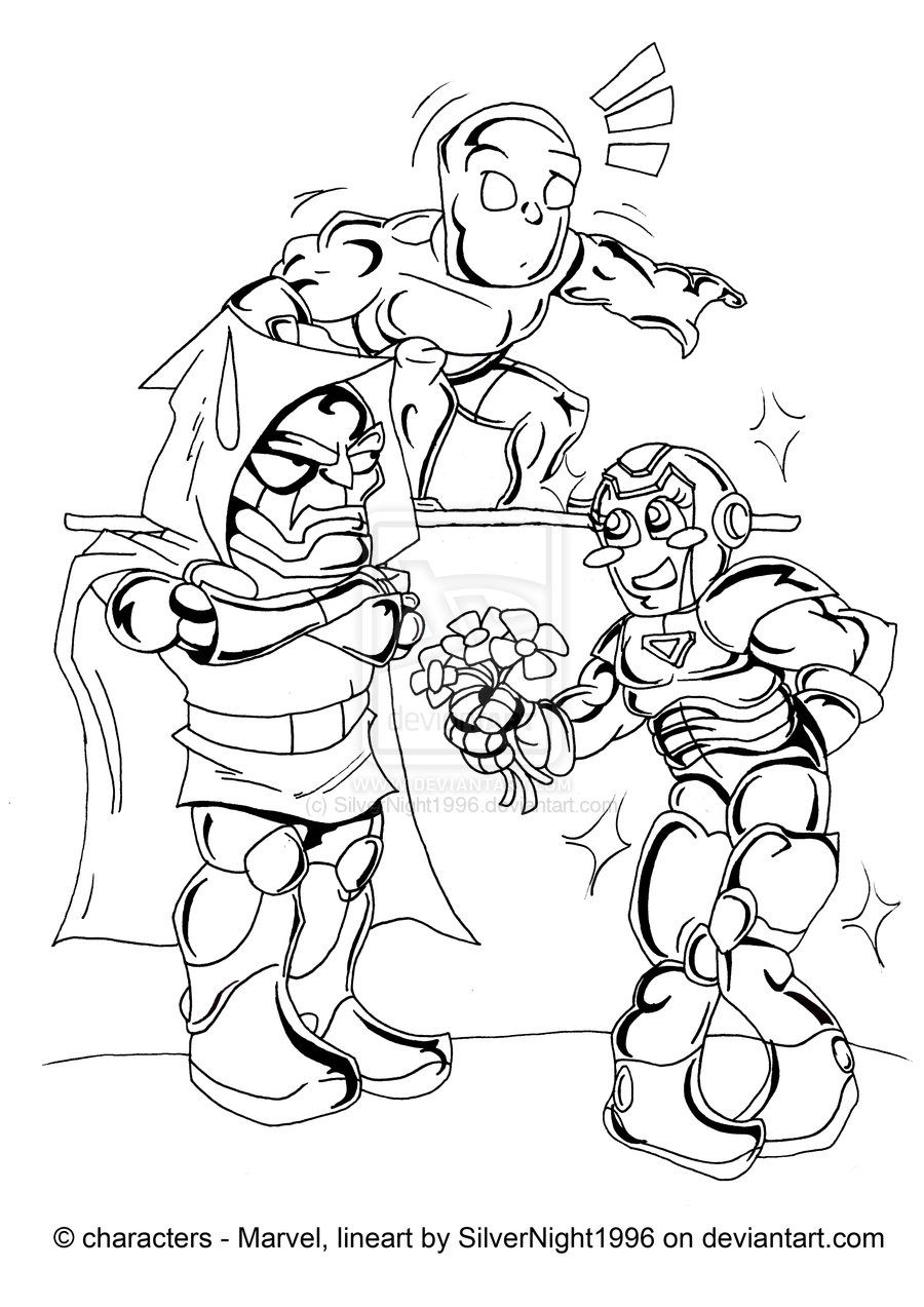 15 pics of super hero squad iron fist coloring page for Super hero squad coloring page