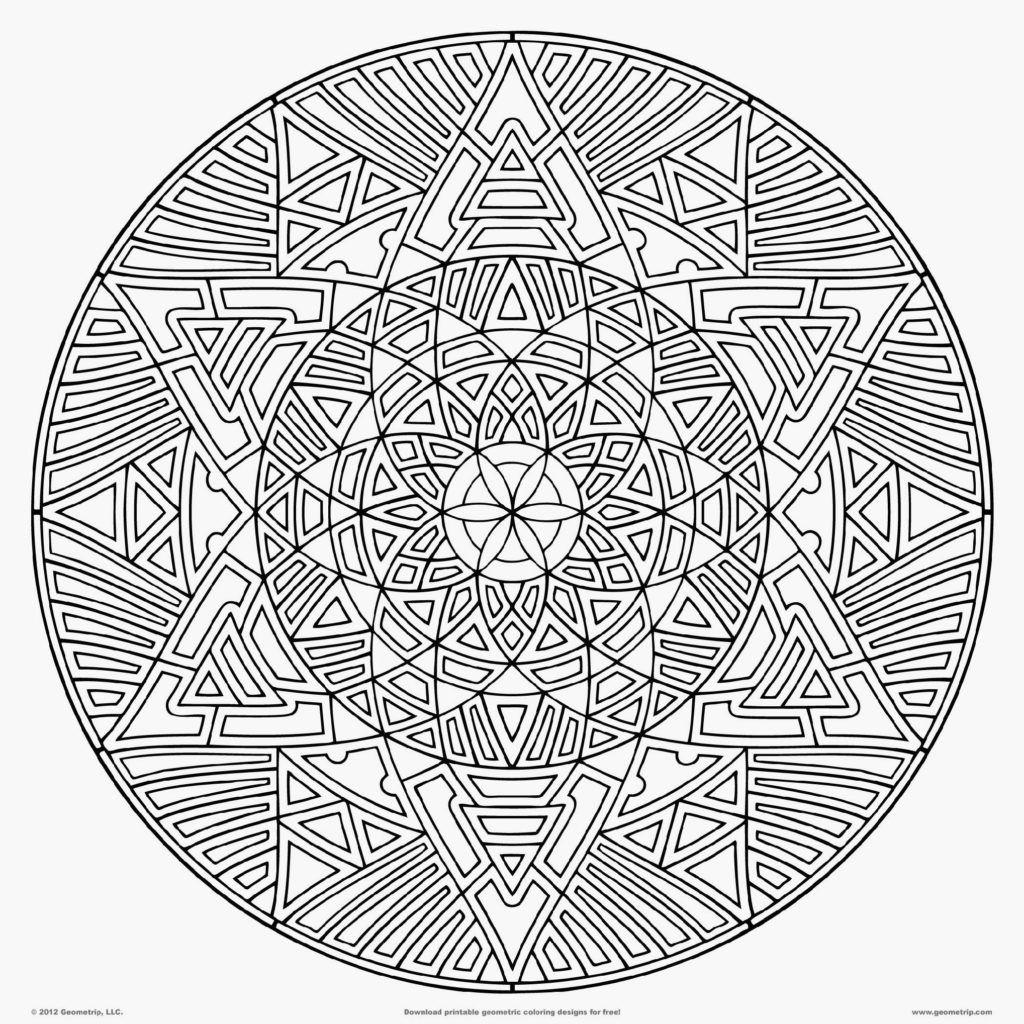 really hard mandala coloring pages | Really Hard Mandala Coloring Pages - Coloring Home