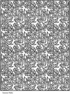 very hard coloring pages for adults | Very Difficult Design Coloring Pages - Coloring Home