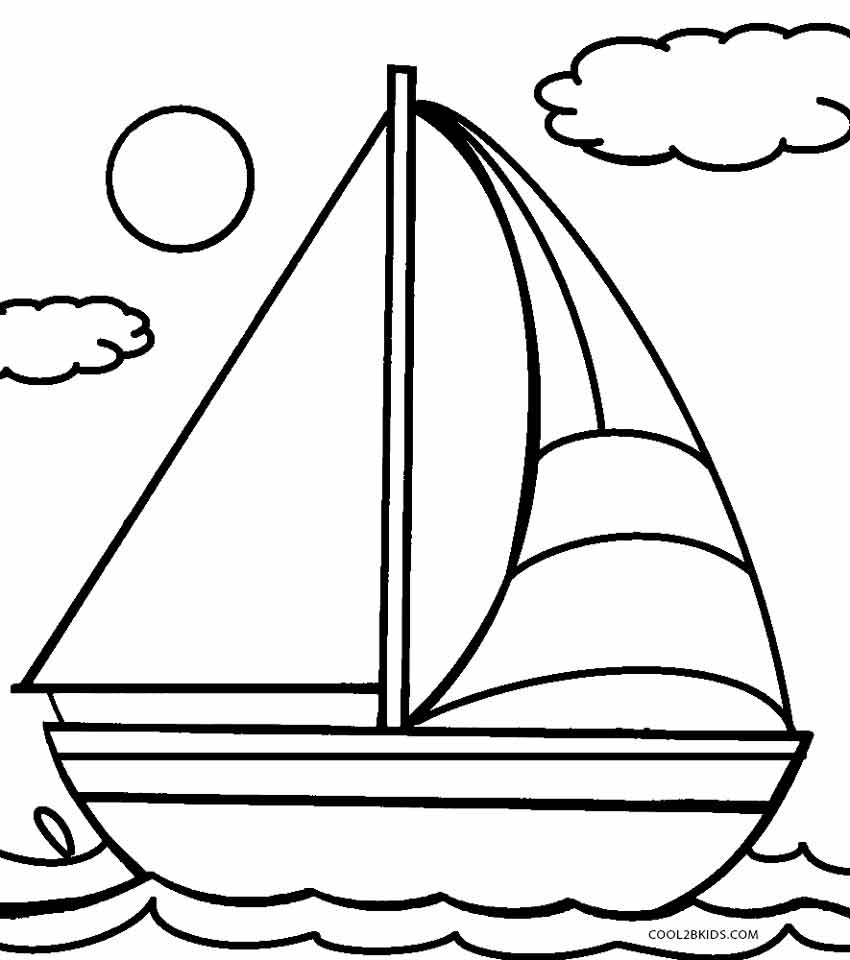 sailing ships coloring pages coloring home