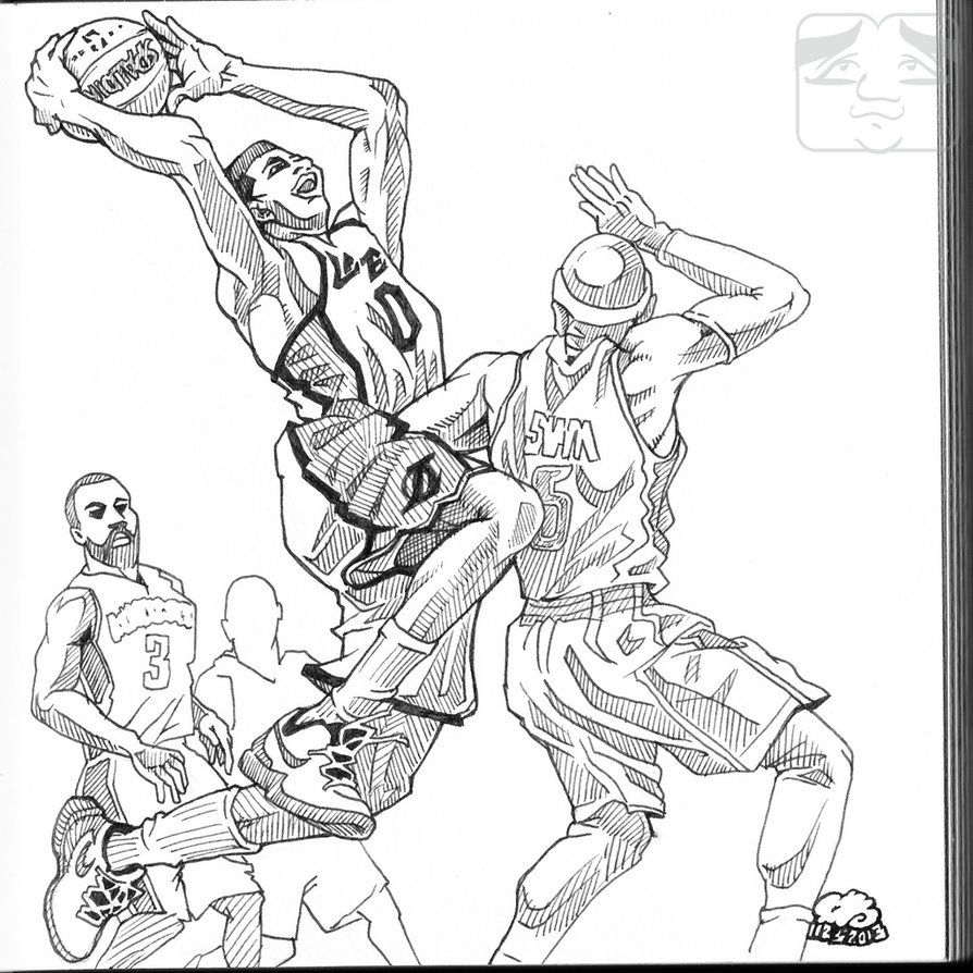 lakers logo coloring pages - photo#36
