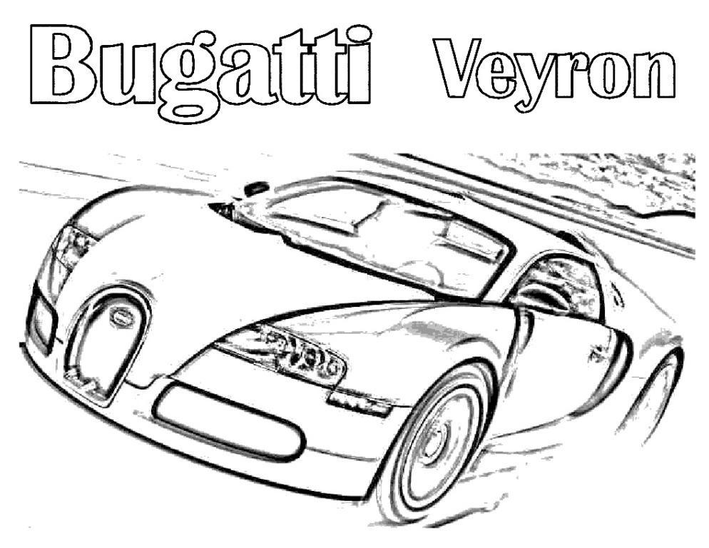 Gold Veyron