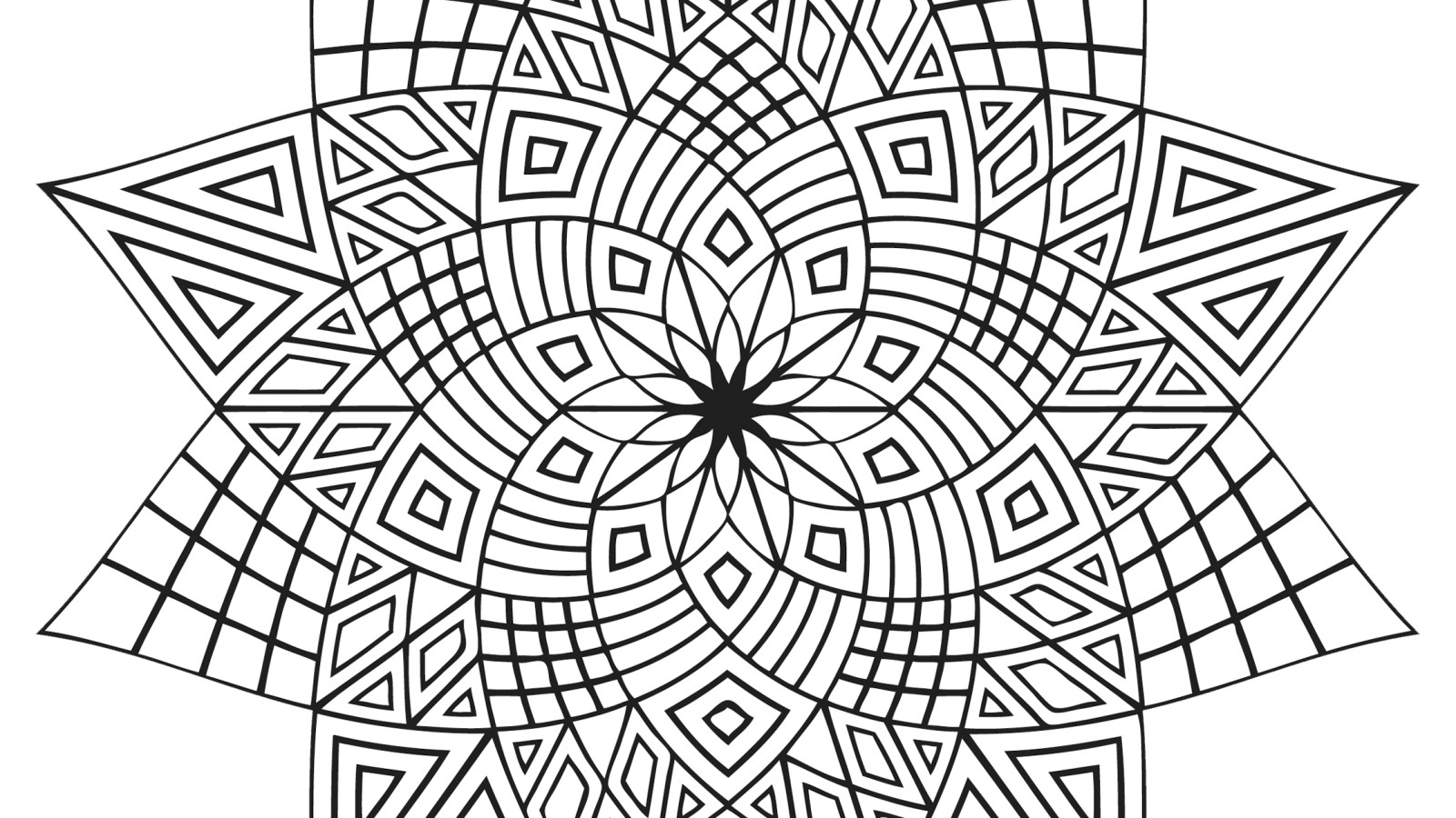 Coloring Pages Geometrical Coloring Pages geometric coloring sheet eassume com 70 pages to print and customize