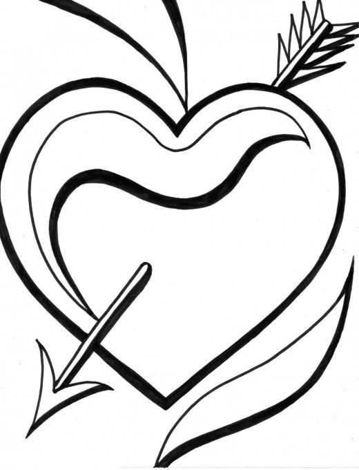 100 PICTURES OF HEARTS | Heart Images | Symbol of Love | Heart coloring  pages, Emoji coloring pages, Free coloring pages