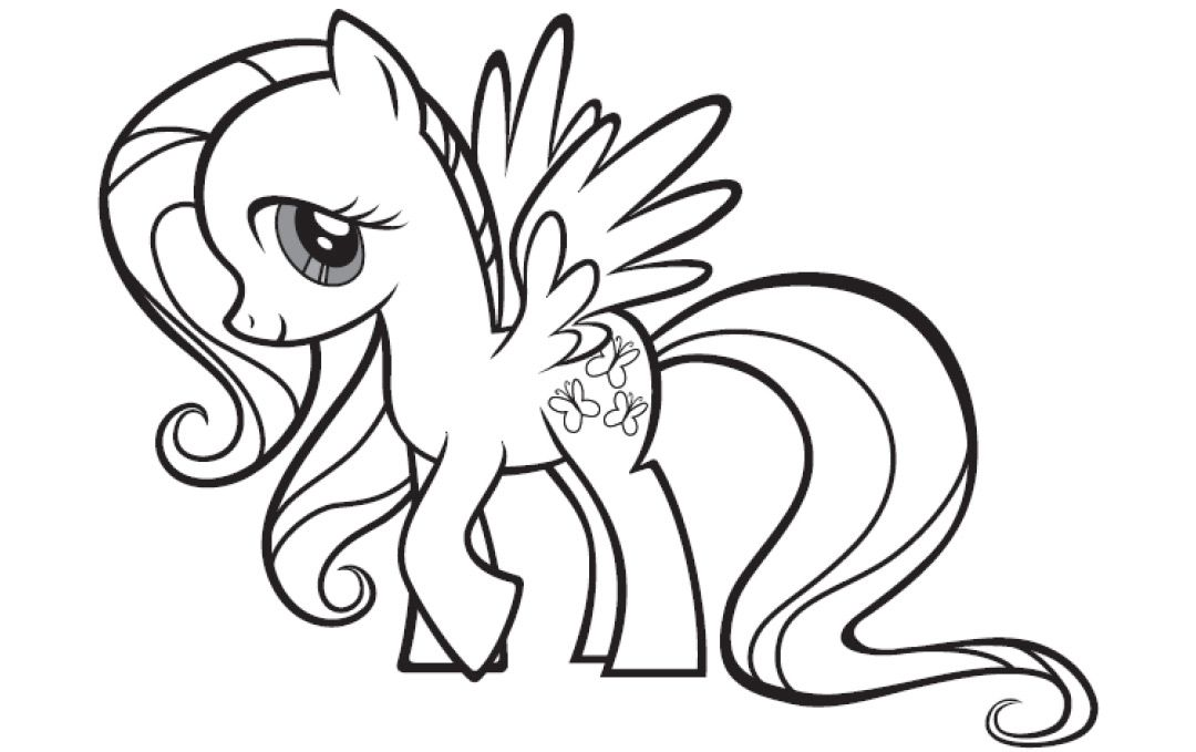 Fluttershy coloring pages coloring home for Fluttershy coloring pages