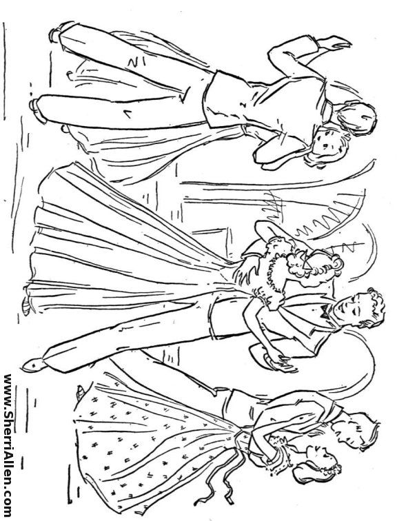 dancers coloring pages - irish dance coloring page sketch coloring page