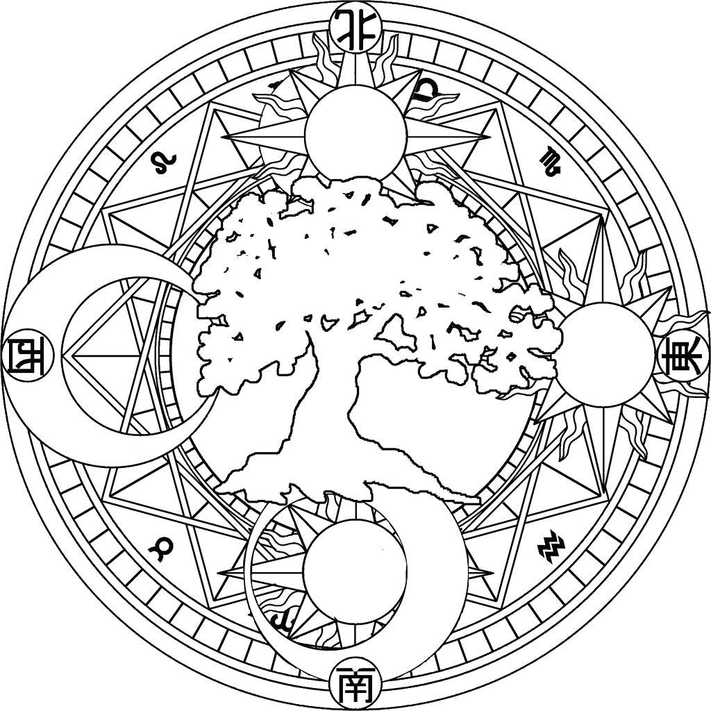 Celestial Coloring Pages Coloring Home
