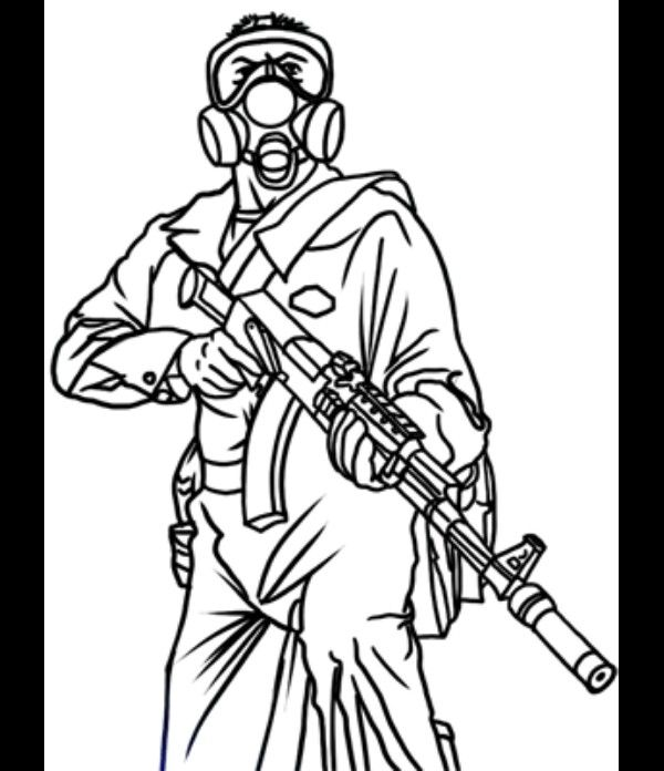 Gta 5 Coloring Pages Coloring Home