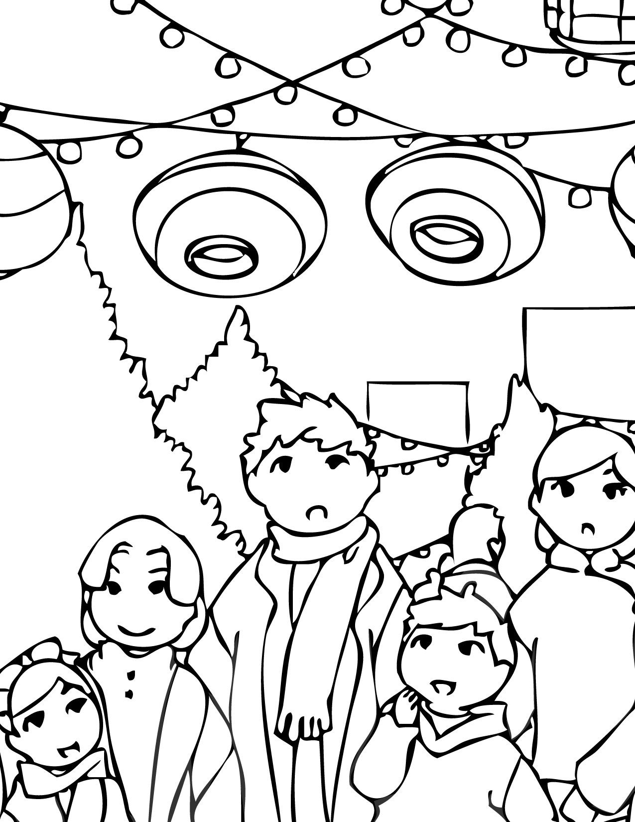 Lantern coloring page az coloring pages for Lantern coloring page