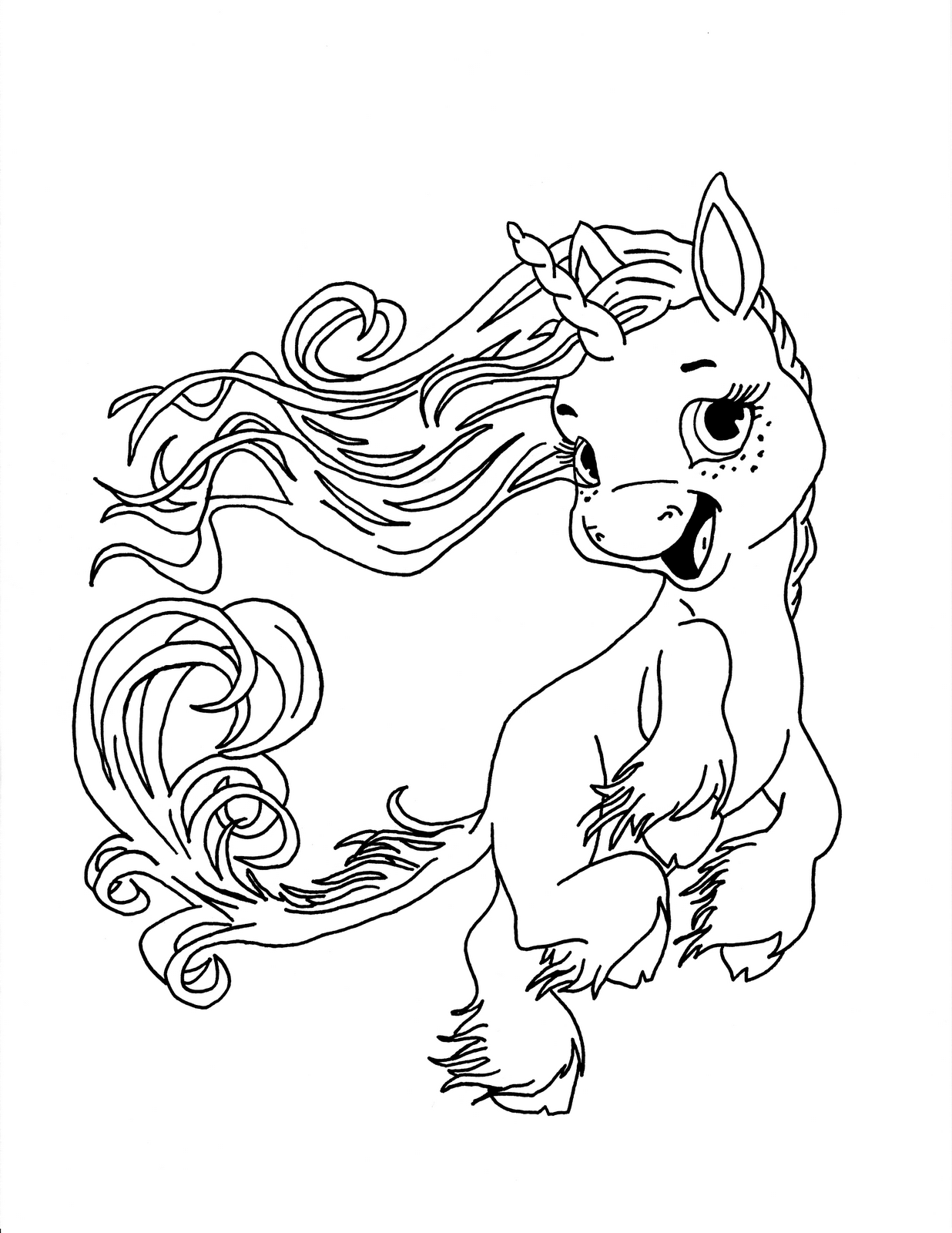 Unicorn Coloring Pages For Adults Classy 11 Free Printable Adult ...