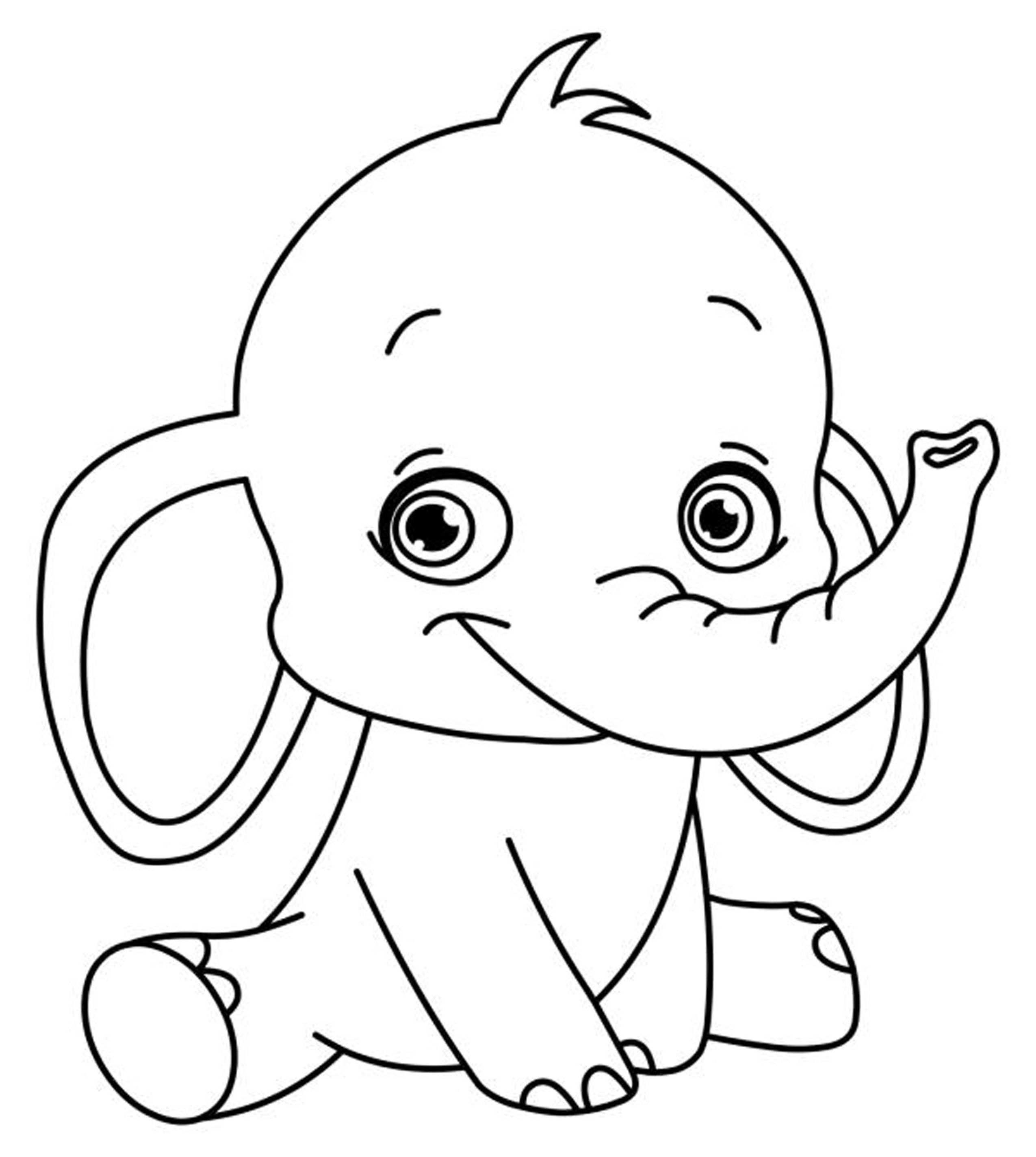 Easy Coloring Pages Printable Coloring Home Easy Disney Coloring Pages