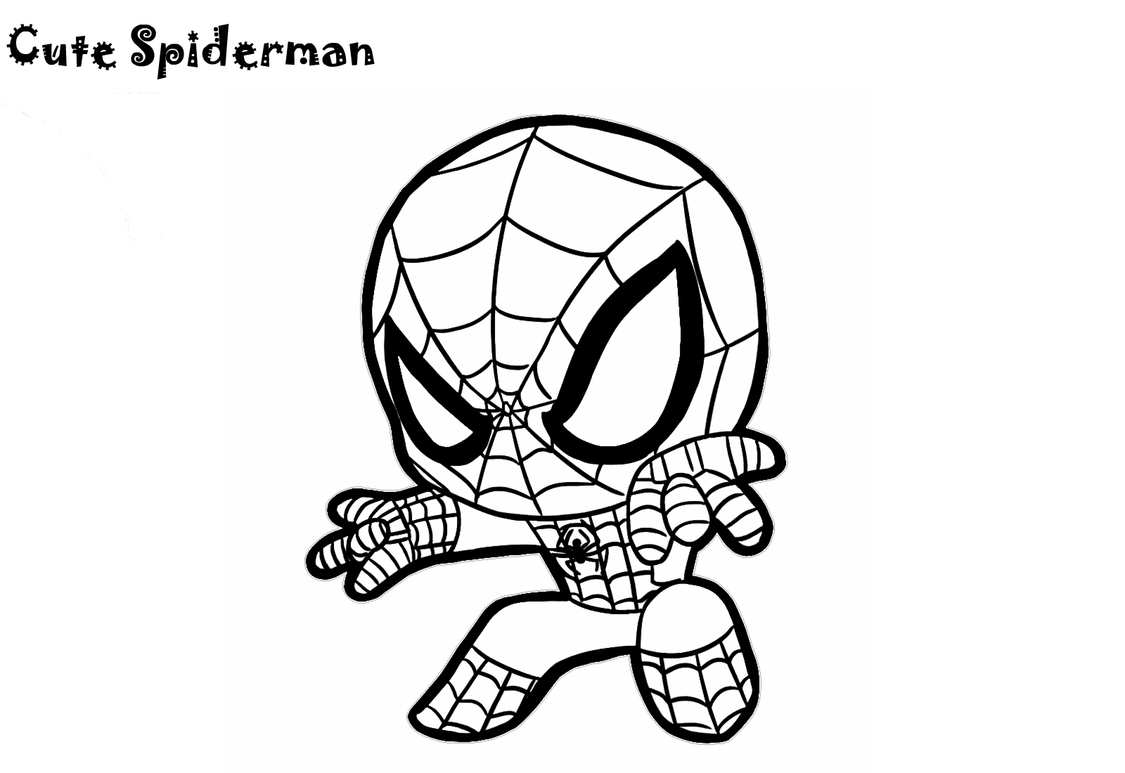Spider Man Lego Coloring Pages Coloring Home