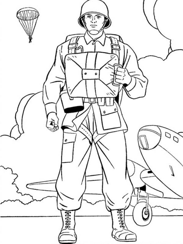 Simple Veterans Day Coloring Pages Printable Pipevineco Thank