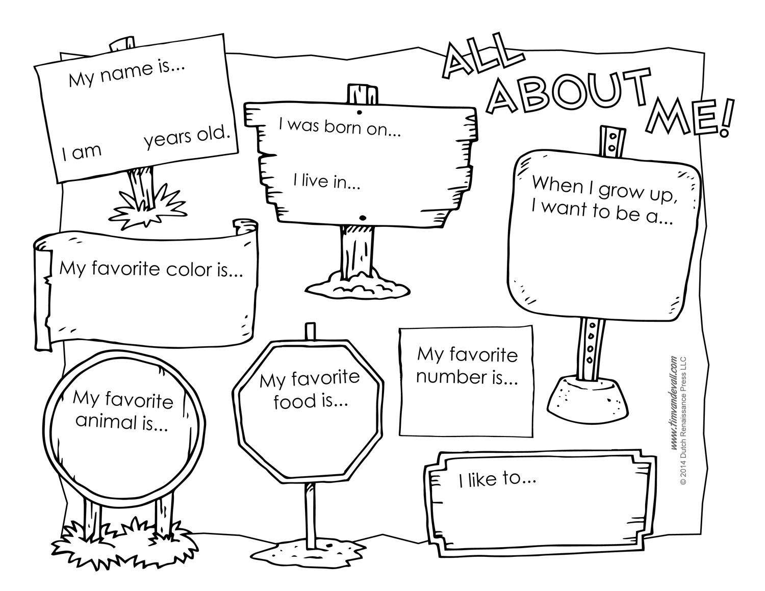 student name coloring pages - photo#42