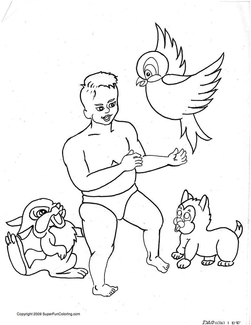 baby rabbits coloring pages coloring home