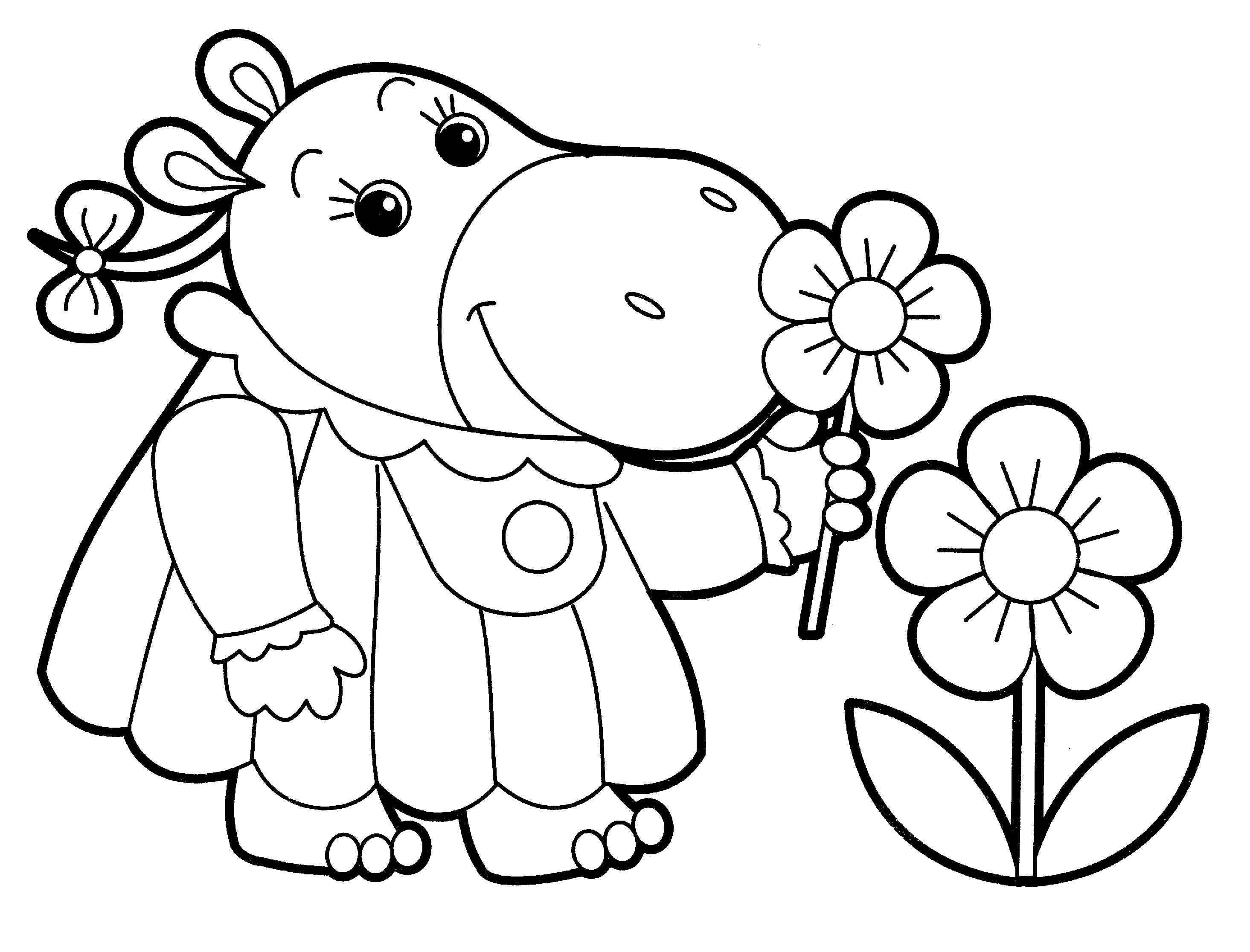 people coloring pages for kids - photo#31