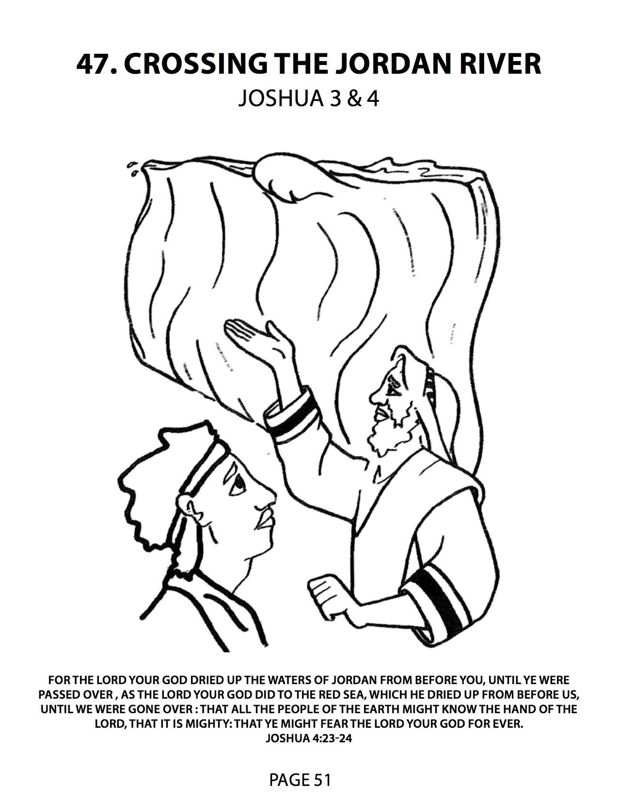 Adult Beauty Rahab Coloring Page Gallery Images best rahab coloring pages now joshua crossing jordan river page of images