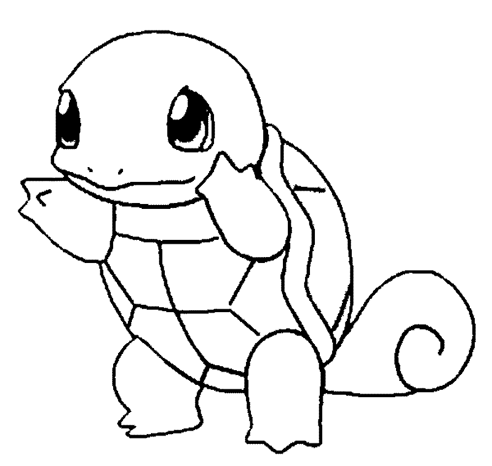 Pokemon coloring pages kids printable kids colouring pages Pokemon Coloring Pages Art Pokemon Coloring Pages for Girls to Color Online pokemon black and white coloring pages online