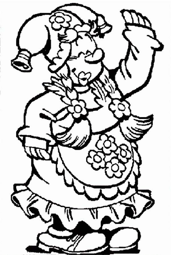 Plop The Gnome Coloring Pages - Coloring Home