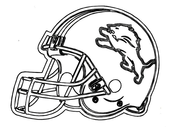 Chicago Bears Logo coloring page | Free Printable Coloring Pages | 538x736