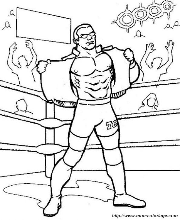 wwe sasha banks coloring pages | Wwe Roman Reigns Coloring Pages