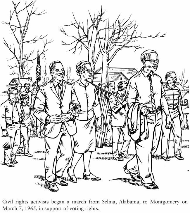 pages of ruby bridges pages coloring pages