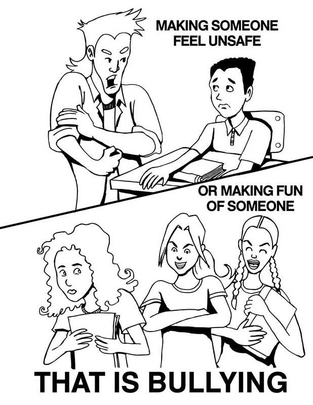 anti coloring book pages - photo#46