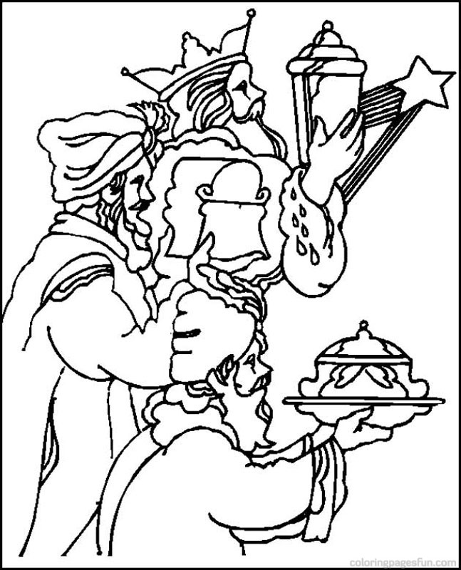 Nativity story coloring pages az coloring pages for A christmas story coloring pages