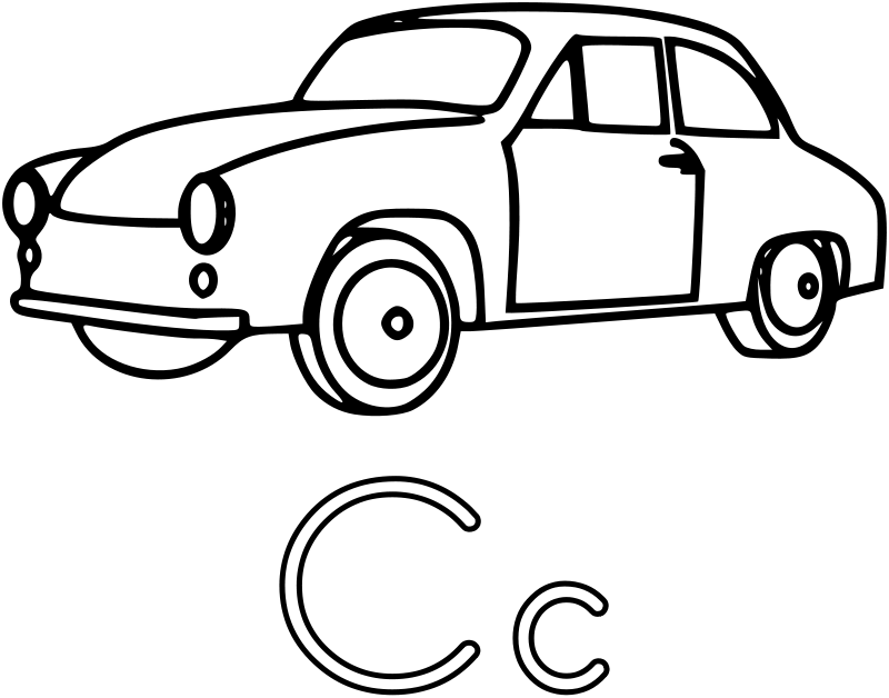 Coloring Pages Cars Cartoon : Cars color pages az coloring