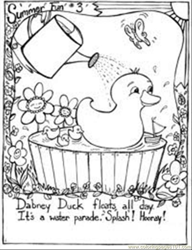 free fun coloring pages - photo#15
