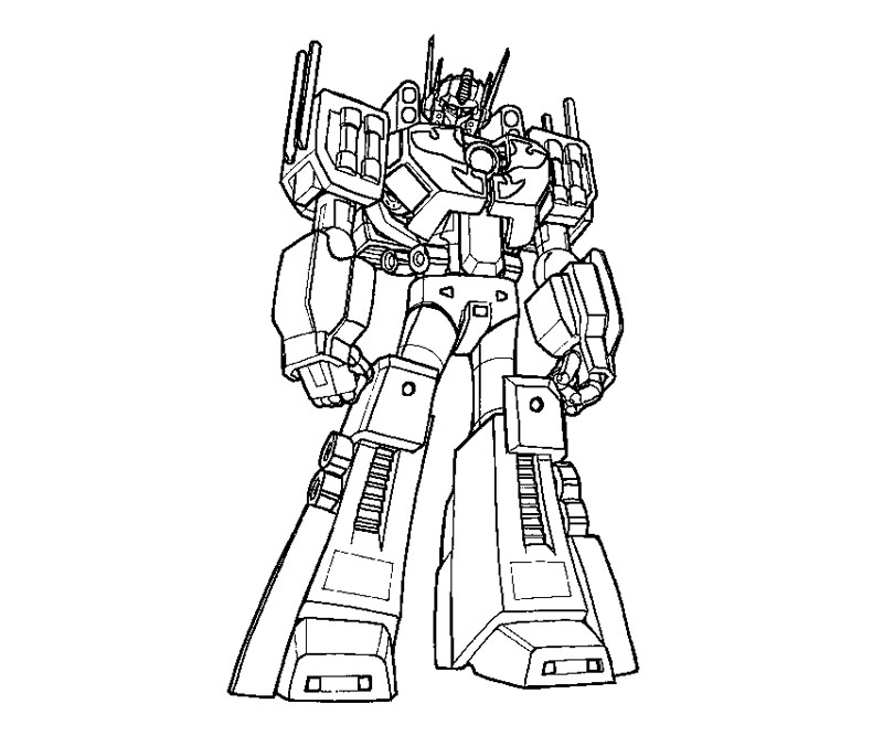 Transformers news new images of animated sentinel prime for Transformers sentinel prime coloring pages