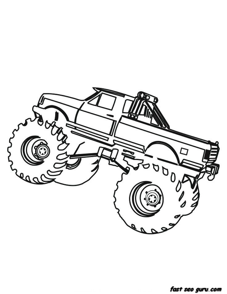 Coloring Pages For Kids Boys - Coloring Home