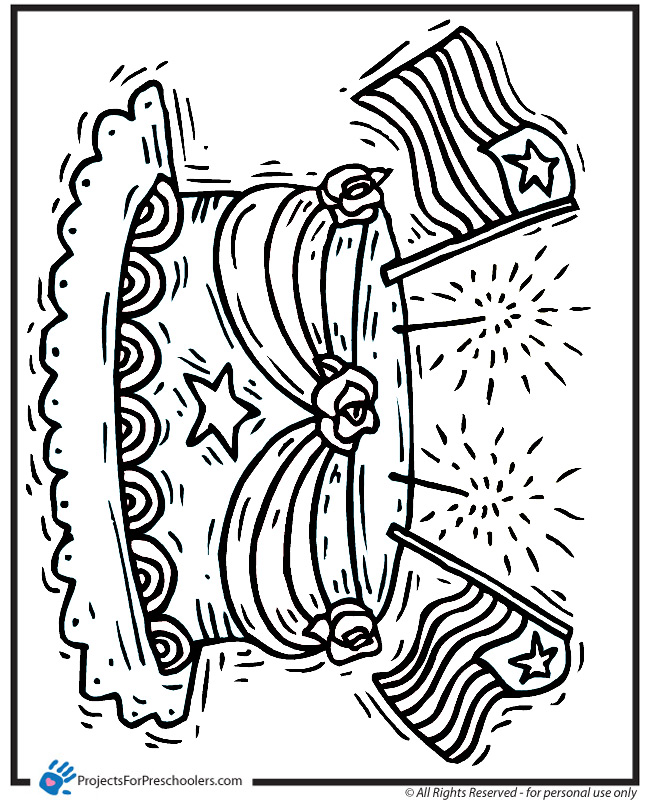 Presidents day coloring page az coloring pages for Presidents day coloring pages