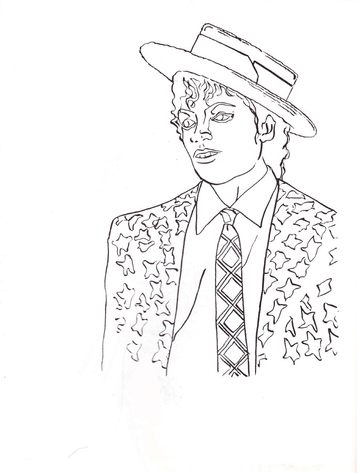 Free L Jackson Coloring Pages Michael Coloring Pages