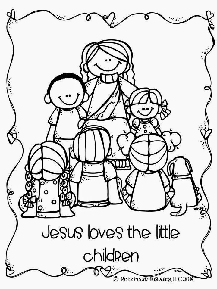 jesus loves you coloring pages - photo#21