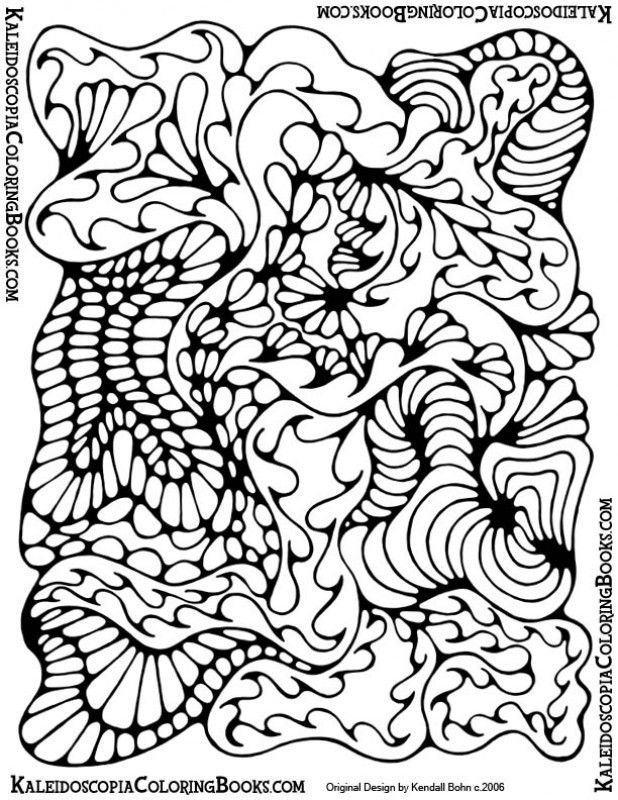 s abstract coloring pages - photo #3