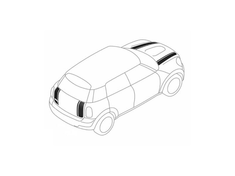 Mini Cooper Coloring Pages Coloring Home