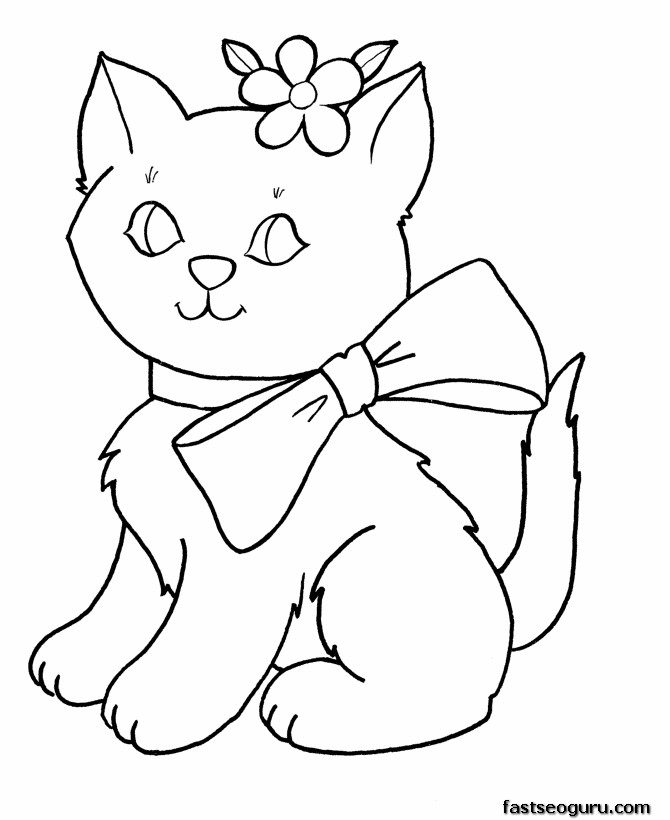 cool coloring pages easy - photo#24