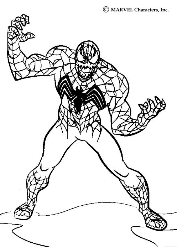 spiderman coloring book coloring home