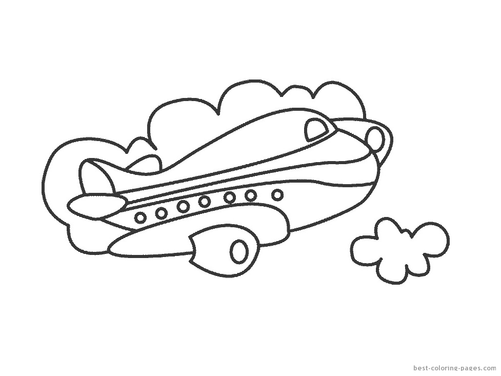 Transportation Coloring Pages Best Coloring Pages Free Transportation Coloring Pages