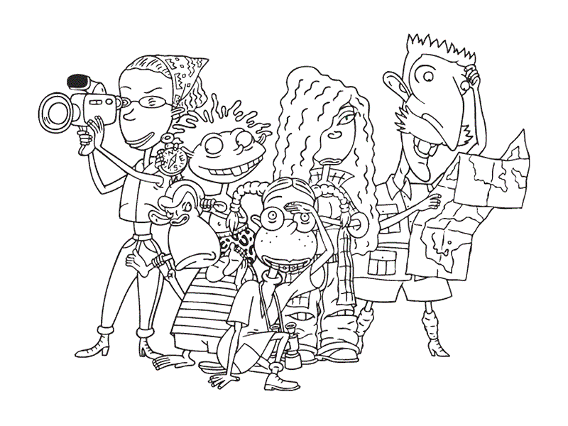 The-wild-thornberrys-adventure-coloring-pages-for-kids-free