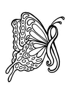 Breast Cancer Awareness - Coloring Pages for Kids and for Adults