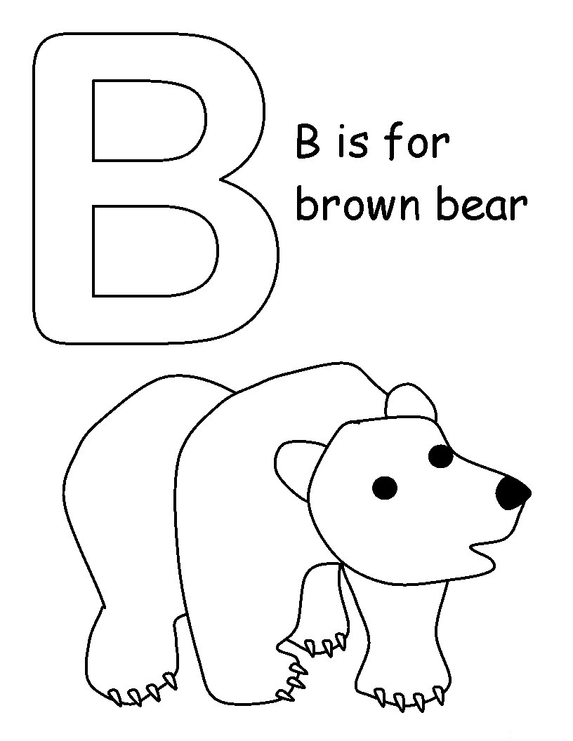 Brown Bear Brown Bear What Do You See Coloring Pages Az Brown Printable Coloring Pages