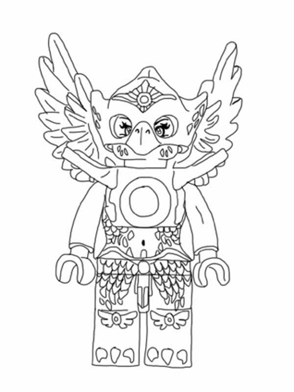 chima coloring pages longtooth dagger - photo#25