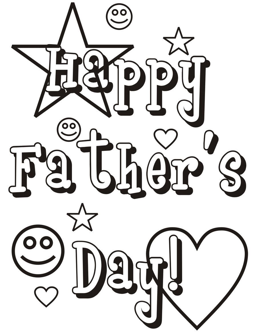 fathers day coloring pages for grandpa ...pinterest.com