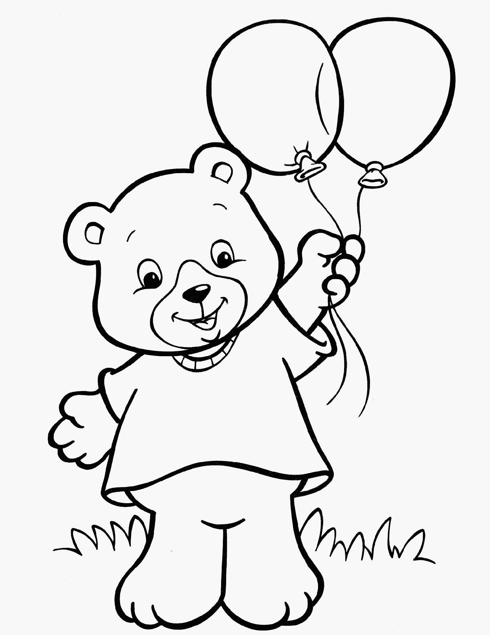 Free Coloring Pages For 2 Year Olds : Free Coloring Pages For 3 Year Olds Coloring Home