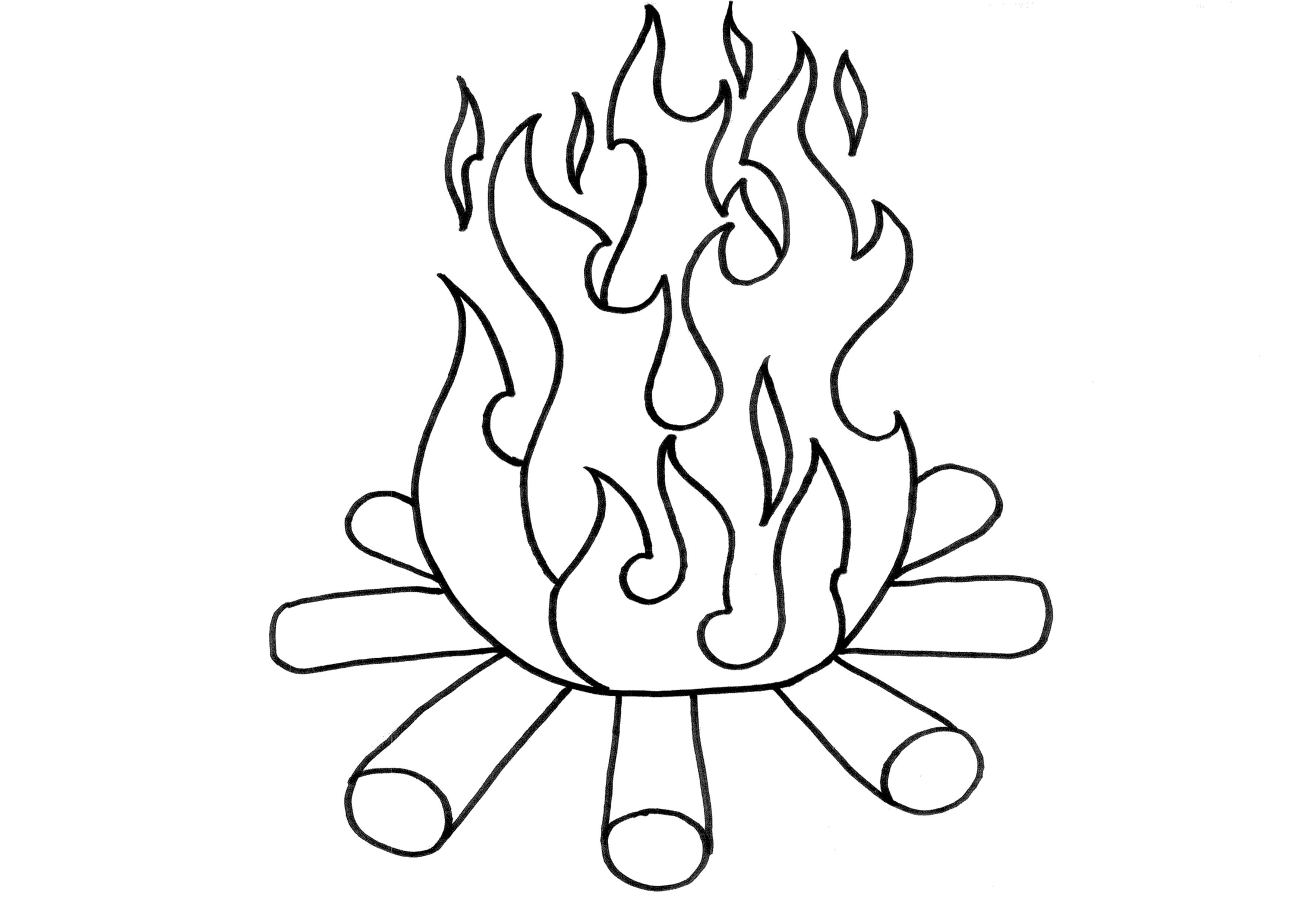 flames coloring pages coloring home. Black Bedroom Furniture Sets. Home Design Ideas